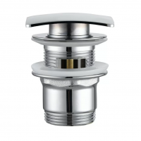 Донный клапан для раковины Elghansa Waste Systems WBT-225 Chrome