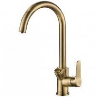 Смеситель для кухни под фильтр Zorg Hammer SH 901 Bronze