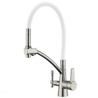 Смеситель для кухни под фильтр ZorG Sanitary ZR 338-8 YF SATIN
