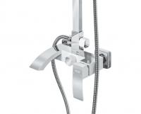 Душевая система Grohenberg GB7007 Хром с белым