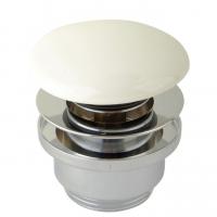 Донный клапан для раковины Veragio SBORTIS VR.SBR-8004.CR WHITE