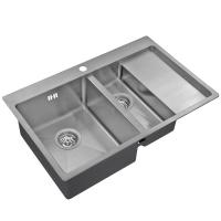 Кухонная мойка Zorg Inox R 5178-2-L