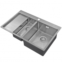 Кухонная мойка Zorg Inox R 5178-2-R