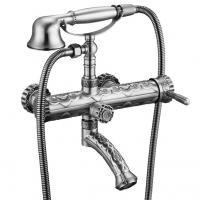 Смеситель для ванны ZorG Antic A 100W-SL
