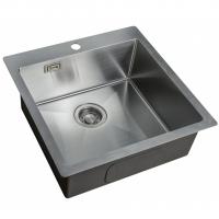 Кухонная мойка ZorG Light ZL R 510510 Steel