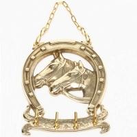 Ключница настенная Stilars 00070 Gold