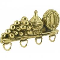 Крючки для кухни Stilars 00076 Gold