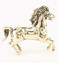 Статуэтка ''Лошадь'' Stilars 00531 Gold
