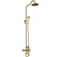 Душевая система ZorG Antic A 403DS-Bronze