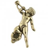 Дверной молоток ''Амур'' DX Stilars 01671 Gold