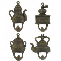 Крючки для кухни Stilars 130087 Bronze