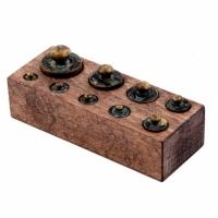 Гирьки для весов Stilars 130580 Bronze