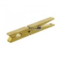 Зажим ''Прищепка для белья'' Stilars 14.0570 Gold