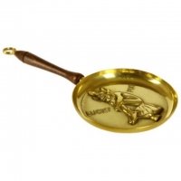 Декоративная ''Сковородка'' Stilars 15.0186 Gold