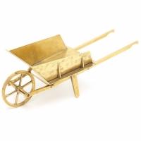 Статуэтка ''Тележка'' Stilars 15.3414 Gold