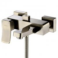 Смеситель для ванны WasserKRAFT Exter 1601 BR