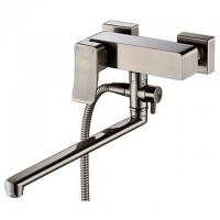 Смеситель для ванны WasserKRAFT Exter 1602L BR