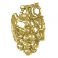 Кольцо для салфетки ''Виноград'' Stilars 2.260-ВД Gold