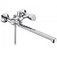 Смеситель для ванны WasserKRAFT Amper 2902L CR