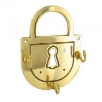 Ключница настенная Stilars 00074 Gold