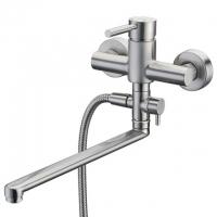 Смеситель для ванны WasserKRAFT Wern 4202L CR