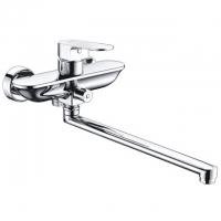 Смеситель для ванны WasserKRAFT Dinkel 5802L CR