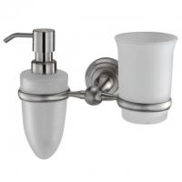 Диспенсер и стакан WasserKRAFT Ammer K-7089 CR
