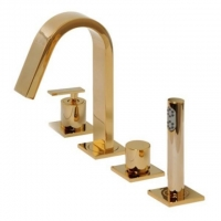 Смеситель на борт ванны Migliore Alimatha ML.ALC-5755 DO
