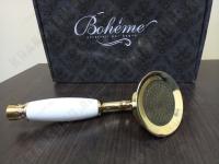 Душевая стойка Boheme Imperiale 402 золото