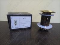 Донный клапан для раковины Boheme Medici 610-02 с переливом