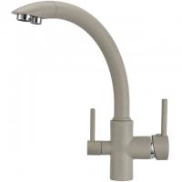 Cмеситель для кухни под фильтр Seaman Eco Granite SGR-2615 Базальт
