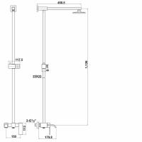 Душевая система TIMO Selene SX-1013/00 Хром