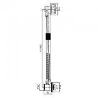Обвязка для ванны Veragio SBORTIS VR.SBR-8332.CR