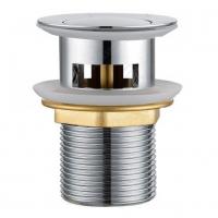 Донный клапан для раковины Elghansa Waste Systems WBT-121 Chrome