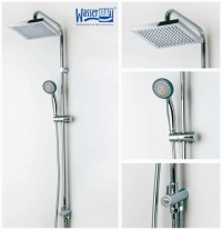 Душевая система WasserKRAFT A017 CR