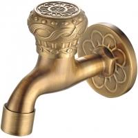 Кран для бани (насадка для шланга) Bronze de Luxe 21982/2