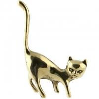 Статуэтка для колец ''Котик'' Stilars 00380 Gold