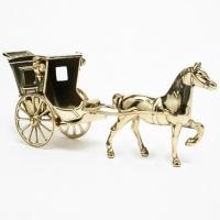 Статуэтка ''Лошадь'' Stilars 00548 Gold