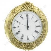 Часы настенные Stilars 01187 Gold
