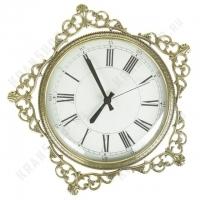 Часы настенные ''Звездочка'' Stilars 02016 Gold
