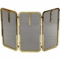 Каминный экран декоративный Stilars 1071N Gold