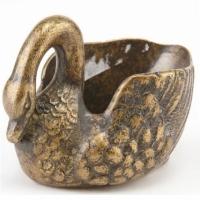Статуэтка ''Лебедь'' Stilars 130318 Bronze