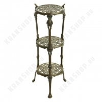 Этажерка Stilars 130372 Bronze