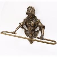 Держатель для кухонных полотенец ''Дама'' Stilars 130416 Bronze