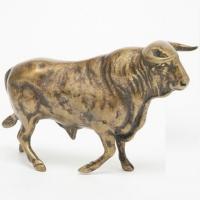 Статуэтка ''Бык'' Stilars 130653 Bronze