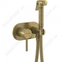Смеситель скрытого монтажа для биде Bennberg 18K113 Bronze