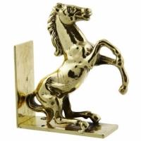 Подставка для книг ''Лошадь'' Stilars 1.904 Gold