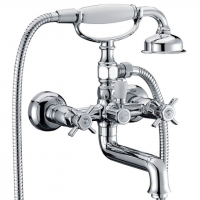 Cмеситель для ванны Elghansa Praktic 2322660 Chrome