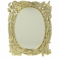 Зеркало ''Весна'' Stilars 2.962 Gold