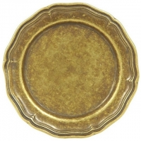 Блюдо Stilars 3.114А Gold